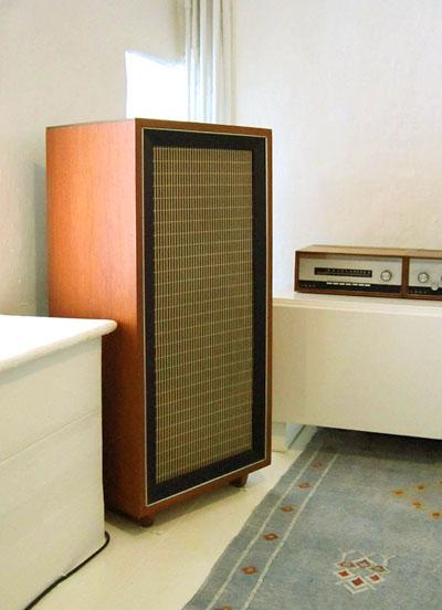 Ribbon Tweeter Horn Loudspeaker Decca London Stanley