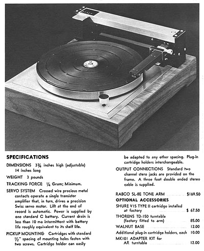 Titillating Tonearms - Page 5 - Vinyl and Turntables - StereoNET