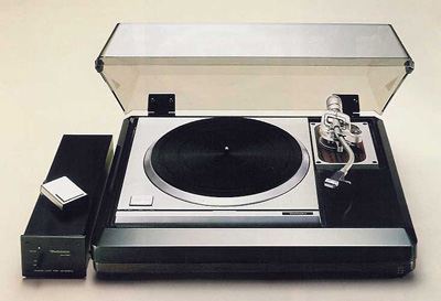 Plinth for turntable Technics SP10 2