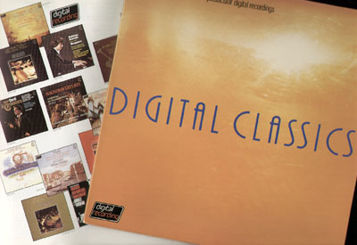 Philips Digital Classics LP Sampler