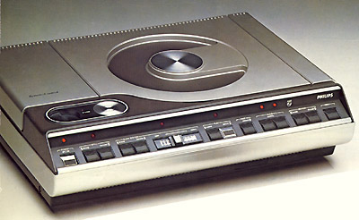 Philips Video Disc system is called LaserVision