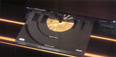 Philips CD-Video Disc