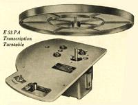 Belt Drive Turntable Philips Thorens Verdier Melco Micro