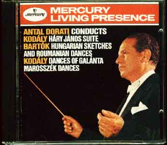 Antal Dorati conducts Kodaly and Bartok