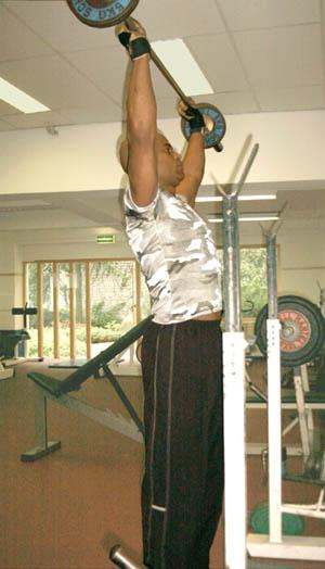 Training/Trainingsprogramma voor Gewichtstoename ...